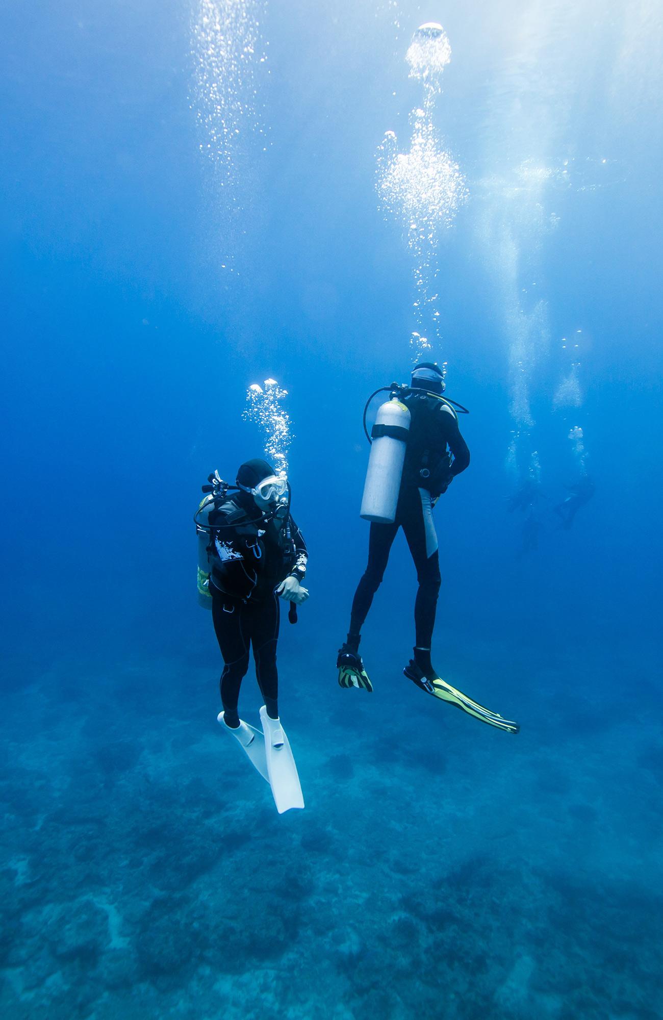 sukellusmatkat