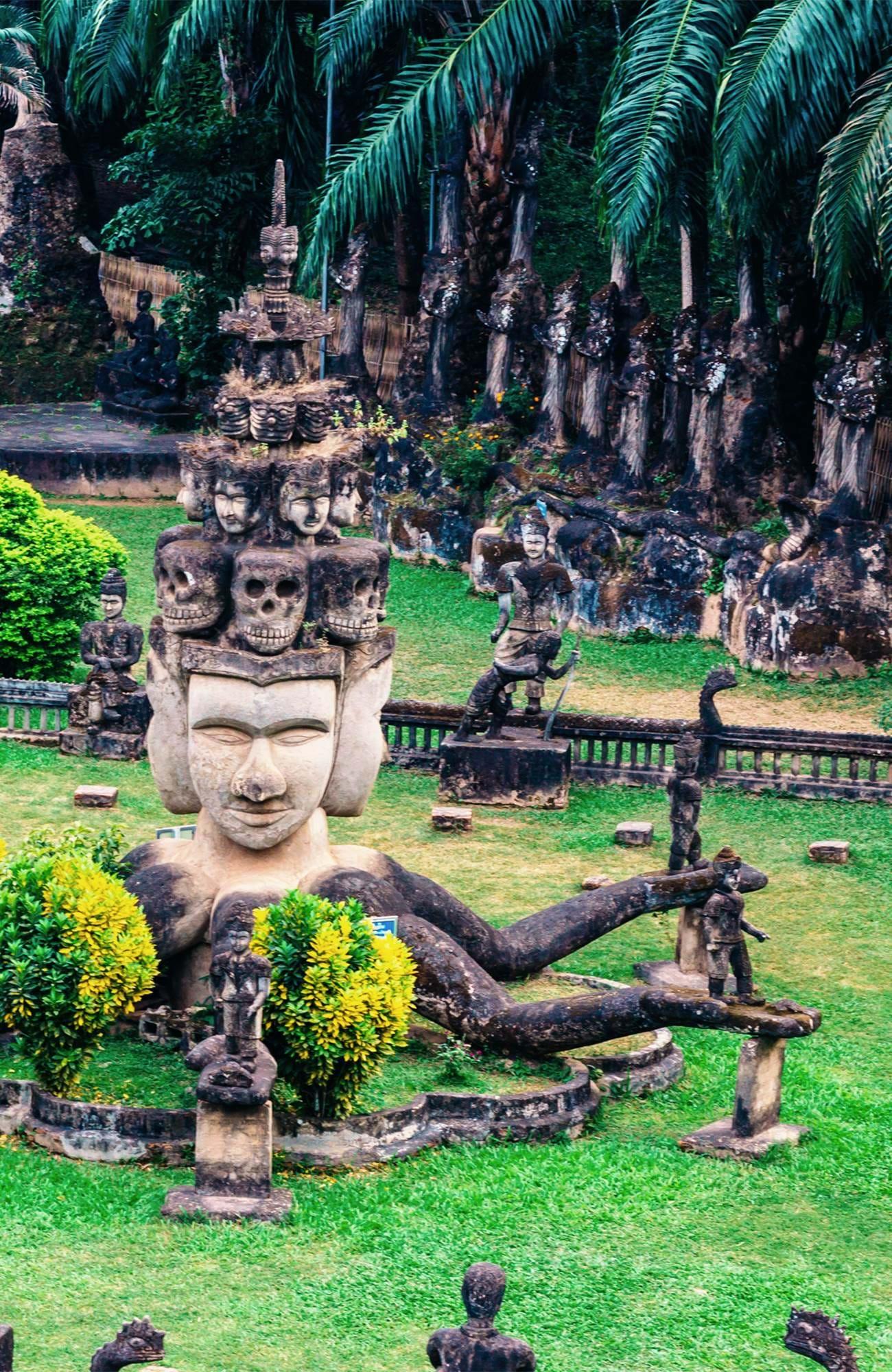 Laosin Pääkaupunki