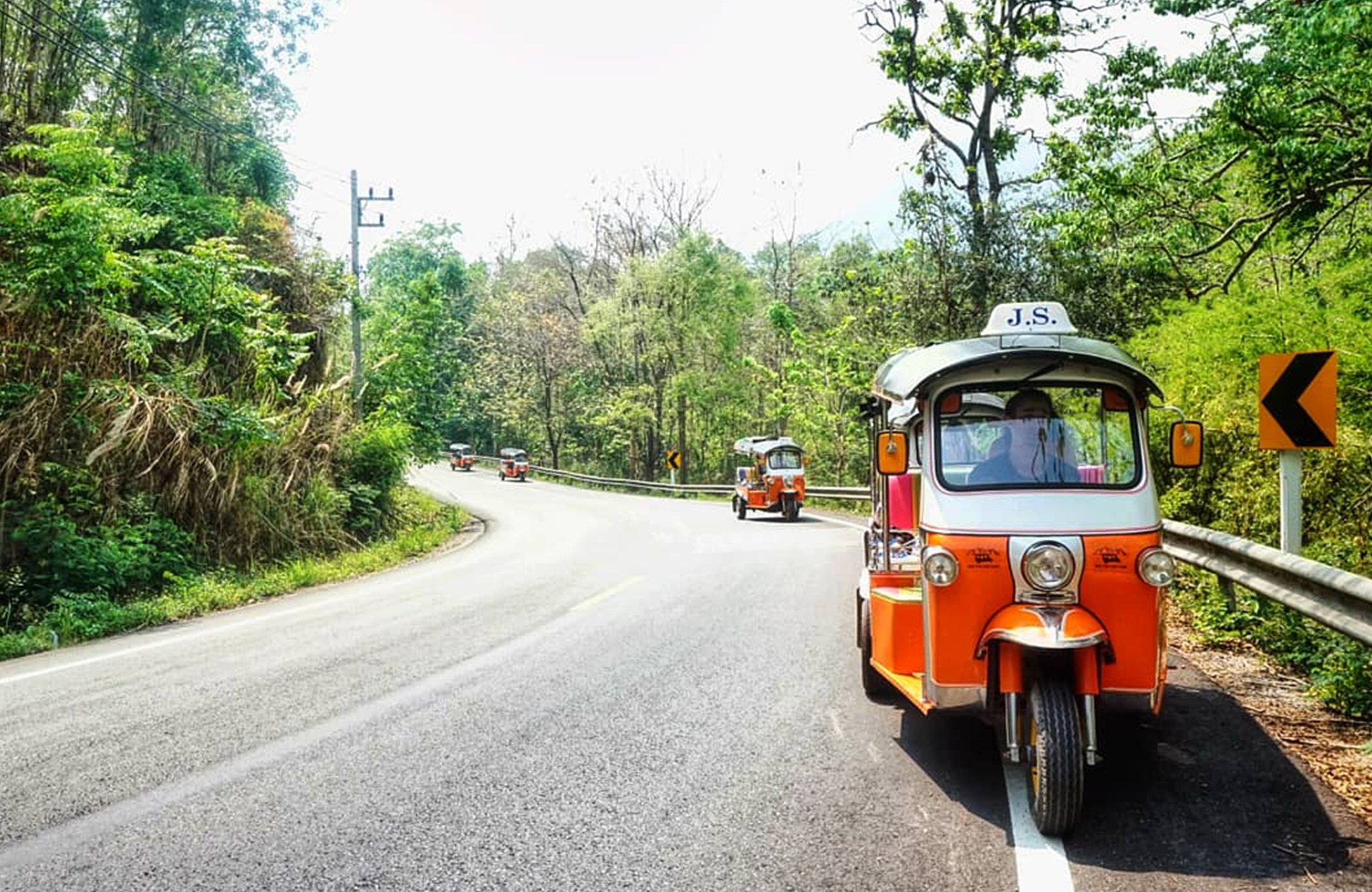 Drive Your Own Tuk Tuk