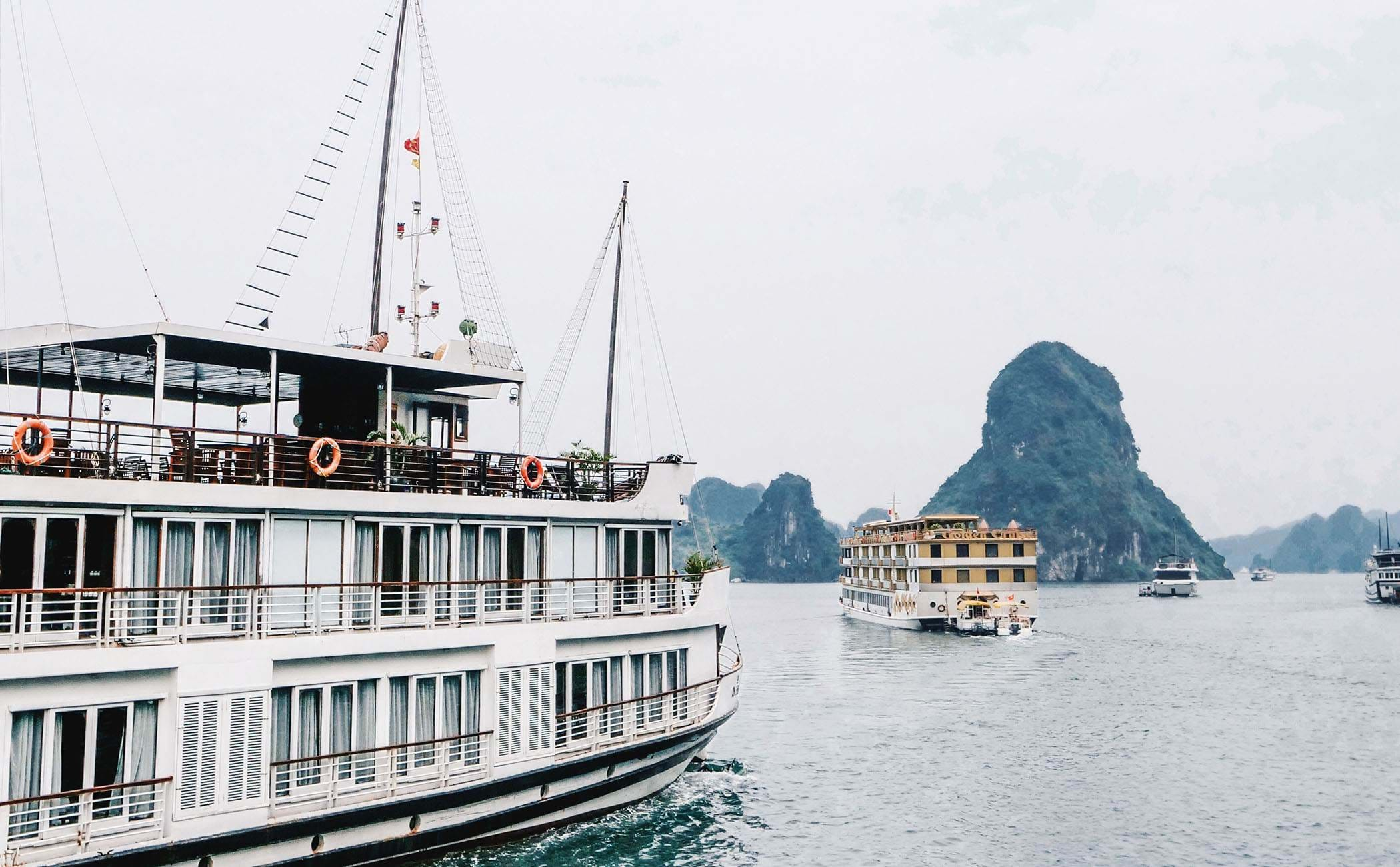 Ha long bay - KILROY