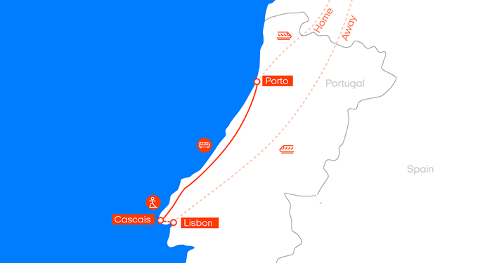 Itinerary Retreat And Roadtrip In Portugal